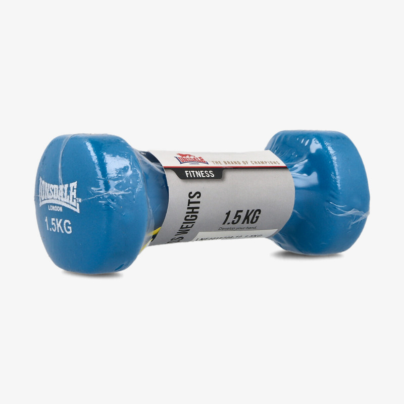 LONSDALE LNSD FITNESS WEIGHTS 1,5kg