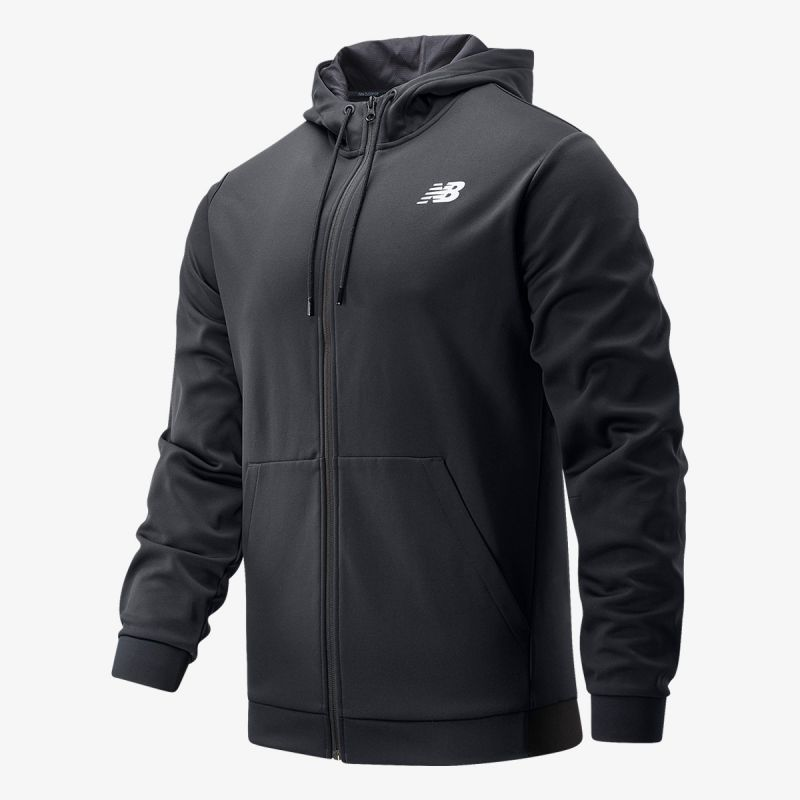 NEW BALANCE TENACITY FLEECE FULL ZIP HOODIE