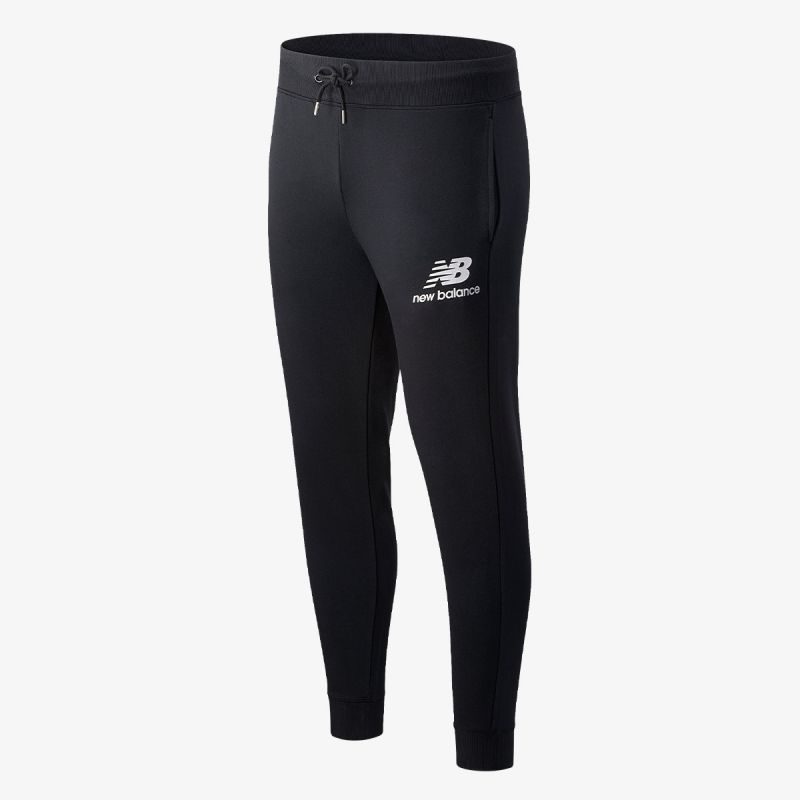 NEW BALANCE ESSENTIALS STACKED LOGO SWEATPANT