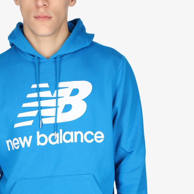 NEW BALANCE Essentials Stacked Logo Po Hoodie