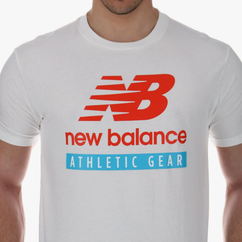 NEW BALANCE New Balance  NB Essentials Logo Tee