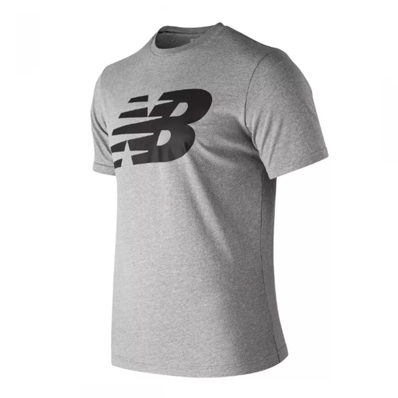 NEW BALANCE GRAPHIC NB LOGO TEE