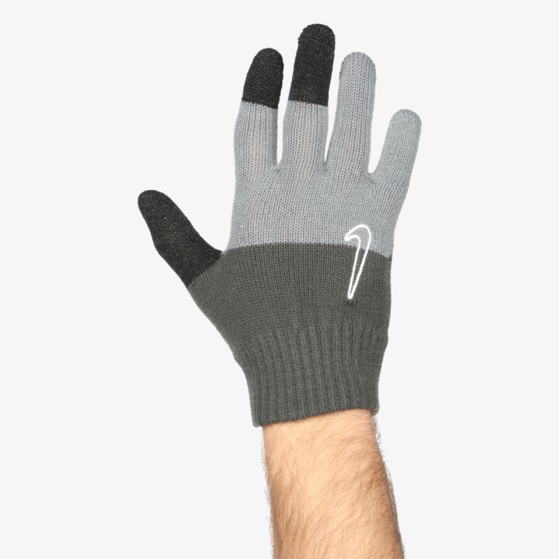 NIKE Knitted Tech and Grip Graphic Gloves