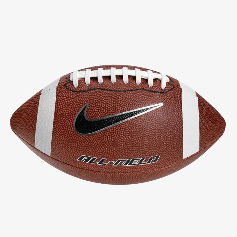 NIKE NIKE ALL-FIELD 3.0 FB 9 OFFICIAL BROWN/W