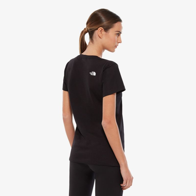THE NORTH FACE W S/S EASY TEE - EU