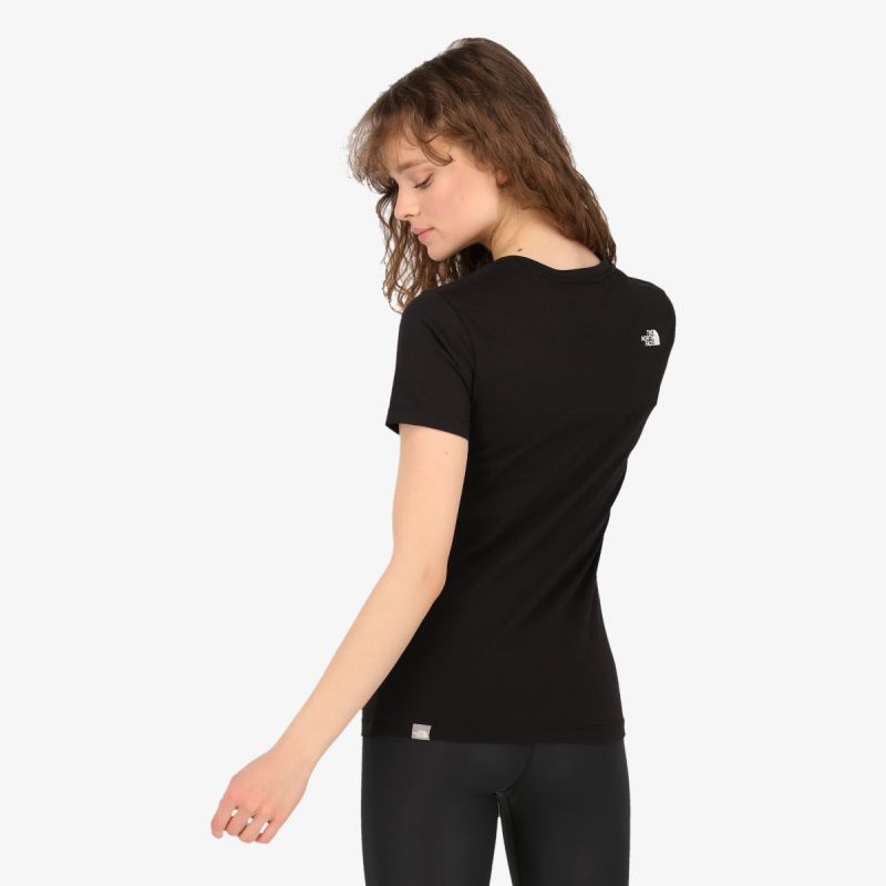 THE NORTH FACE W S/S EASY TEE