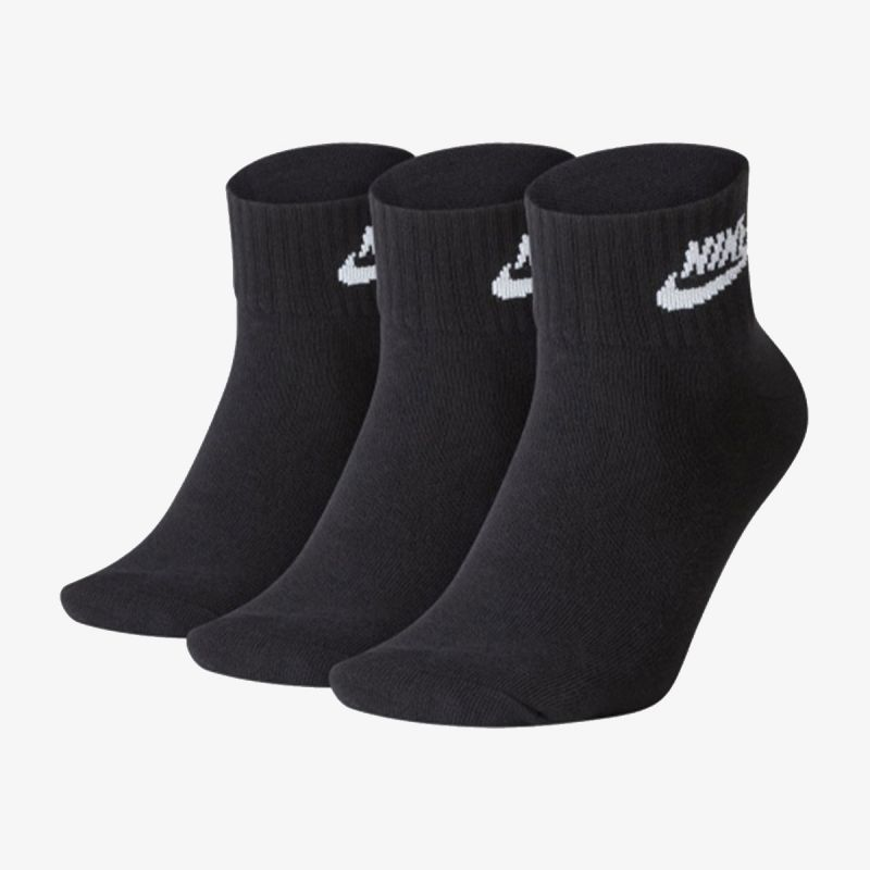NIKE U NK NSW EVERYDAY ESSENTIAL ANKLE 3PR