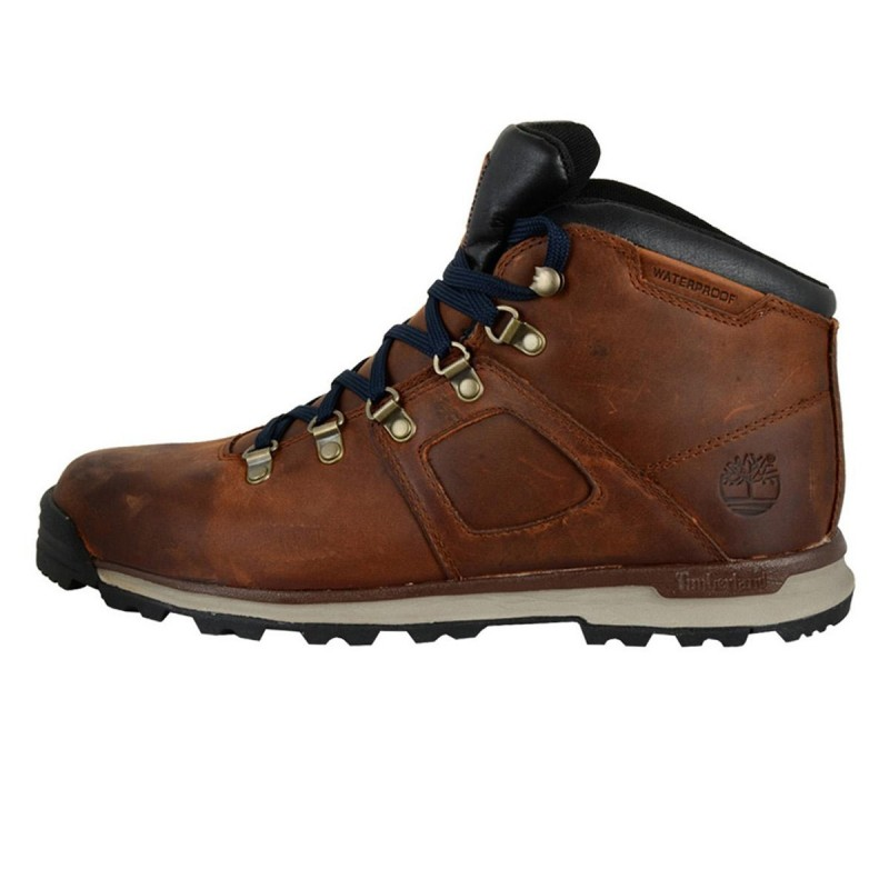 TIMBERLAND EARTHKEEPERS GT SCRAMBLE MID LEATHER WAT